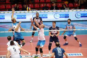 Pallavolo A2/M: Cuneo sbaglia troppo, Piacenza vince 3-0