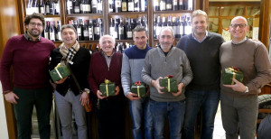 Silva Team Spa ha consegnato i premi per i 25 anni di lavoro a 6 lavoratori