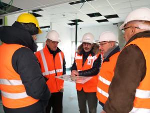 Ospedale di Verduno, Chiamparino: 'I lavori conclusi entro due mesi'