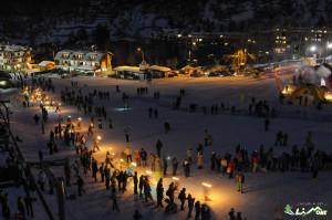 A Limone Piemonte è tutto pronto per il 'Light, music and fire show'