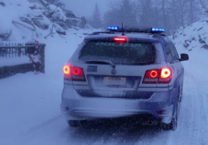Bambino di dodici anni perde il cellulare sulle piste da sci, la Polizia lo ritrova il giorno di Natale
