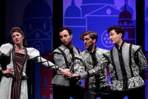 Speciale Teatro a Bra: sconti e botteghino aperto per il musical 'Kiss me, Kate'