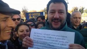 Chiara Gribaudo (Pd): 'Salvini fa schifo'