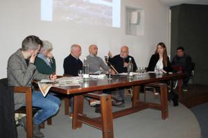 Alba: il Sindaco Maurizio Marello  alla serata dedicata al fiume 'Tanaro'