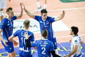 Pallavolo A2/M: la Synergy Arapi F.lli Mondovì domina e vince 3-0 a Santa Croce