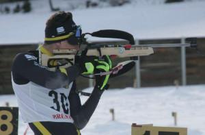 Biathlon: il cuneese Stefano Canavese ai Mondiali Juniores-Giovani