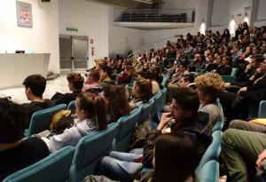 Salone dell'orientamento universitario al Centro Incontri della Provincia di Cuneo