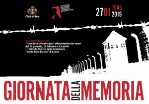 Giornata della Memoria a Bra: gli eventi per non dimenticare
