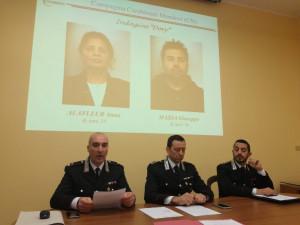 Arrestati due sinti autori di una serie di furti ai danni di anziani