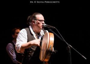 'Cisco' dei Modena City Ramblers in concerto a Saluzzo il 22 marzo
