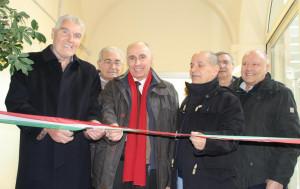 Inaugurata la nuova mensa per i dipendenti dell'ospedale di Savigliano