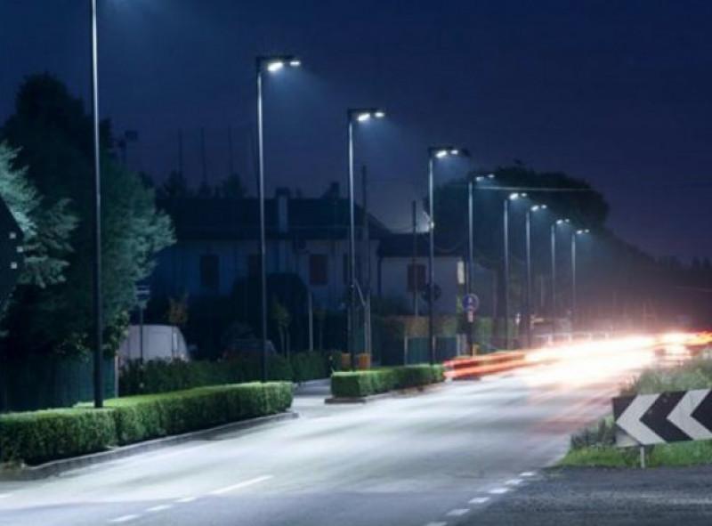 Lampadine a led per illuminazione stradale: led in uno studio le
