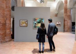 A Cuneo ultimo weekend ricco di eventi all'insegna dell'arte informale