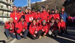 Trenta medaglie per 'Amico Sport' ai Giochi Nazionali Invernali Special Olympics