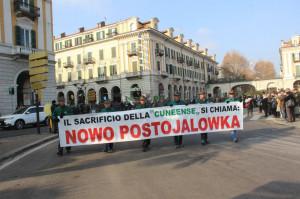 Tutte le immagini del 76esimo anniversario della battaglia di Nowo Postojalowka