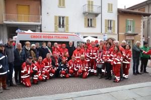 Croce Rossa Busca e Manta: il 2018 in cifre