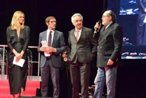 Parata di stelle per la presentazione della Cuneo-Pinerolo