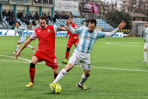 Calcio, Serie C: Cuneo battuto a Chiavari, l'Entella vince 3-1