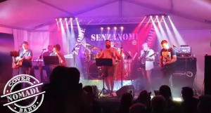 A Cherasco concerto di solidarietà con i 'Senzanome' e la musica dei Nomadi