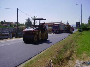 Le strade provinciali dissestate saranno asfaltate entro la fine dell'estate