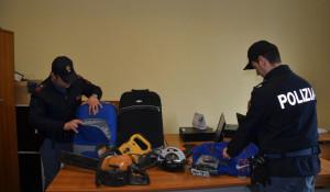 La Polizia di Cuneo cerca i proprietari di alcuni oggetti rubati