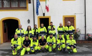 Nel 2018 per il Gruppo comunale di Protezione Civile di Cuneo 6300 ore al servizio di città e cittadini