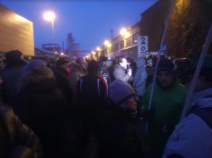 Bra: sciopero Abet, la solidarietà dell'Amministrazione comunale