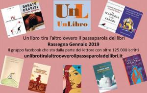 'Un libro tira l'altro': i libri più letti del mese di gennaio