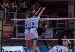 Pallavolo A2/M: per la Synergy Arapi Mondovì perentorio 3-0 contro Spoleto