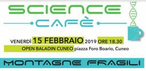 Nuovo appuntamento con 'Science café' a Cuneo: Elisa Palazzi racconta le 'montagne fragili'