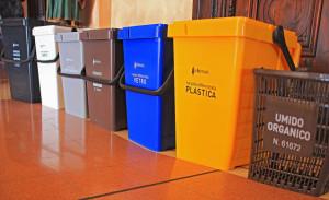 Bra, il bilancio dopo la prima settimana con il nuovo sistema di raccolta rifiuti