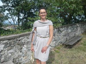 Centallo piange la trentasettenne Romina Barale