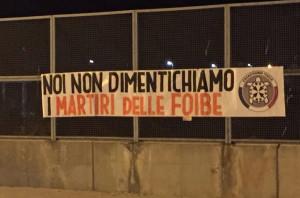 'Il Comune di Cuneo dedichi una via o uno spazio pubblico ai martiri delle Foibe'