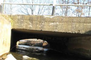 Lavori al ponte sul canale: martedì 12 febbraio chiude la provinciale 174 tra Busca e Caraglio