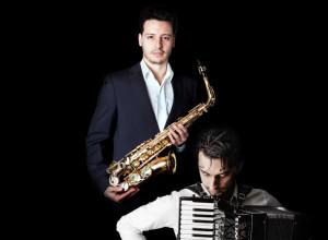 Ezio Ghibaudo e Andrea Mocci in concerto a Robilante