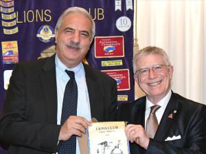Per il Lions Club Carrù-Dogliani un meeting con il presidente della Crc Giandomenico Genta