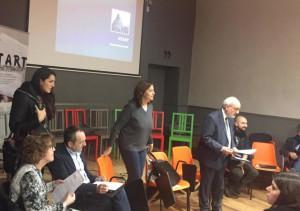 Il Comune di Cuneo a Napoli per presentare 'Arte in Piazza'