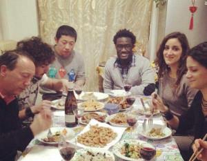 I richiedenti asilo di Alba e Bra aprono le porte delle loro case per cena