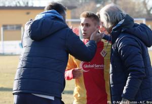Calcio, Bra, Daidola dopo il pareggio con la Folgore Caratese: 'C'è un po' di rammarico'