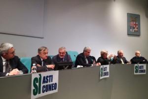 Completamento Asti-Cuneo, basta con i modi 'sabaudi': parte la protesta oltranzista