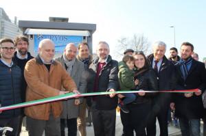 Alba, inaugurate due nuove casette dell'acqua