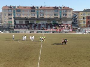 Calcio, al Paschiero il 'teatrino dell'assurdo': Cuneo-Pro Piacenza finisce 20 a 0