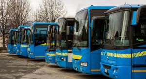 Da oggi in vigore (tra le proteste) la riorganizzazione del Trasporto Pubblico cuneese