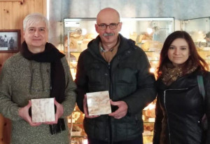 L'alabastro rosa di Busca in mostra nel Museo Geologico di Giaveno