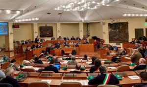 Fauna selvatica, incontro Cia in Regione: sala del Consiglio affollata di agricoltori e sindaci