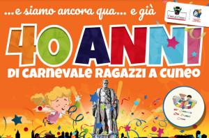 A Cuneo domenica 3 marzo il 'Carnevale dei Ragazzi'