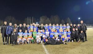 Calcio femminile: ad Alba amichevole tra Area Calcio e una squadra di Serie B norvegese