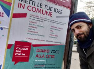 'Il plagiato di Collegno': Nello Fierro passa per il comune dell'hinterland torinese e...
