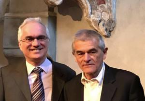 Fossano: il candidato sindaco Paolo Cortese e la sua coalizione si presentano