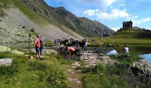 I Forestali della Regione tracciano il bilancio: gli interventi più importanti del 2018 nelle valli Maira, Grana e Stura